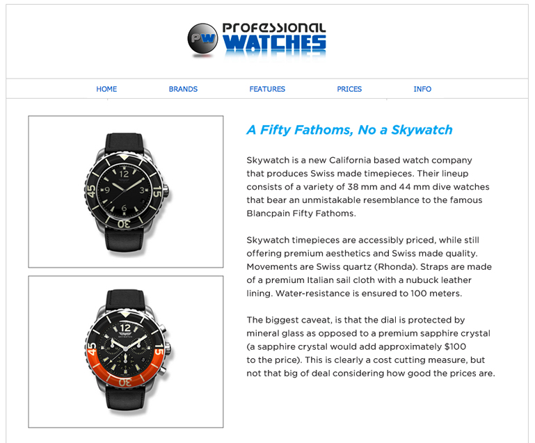 professionalwatches-press